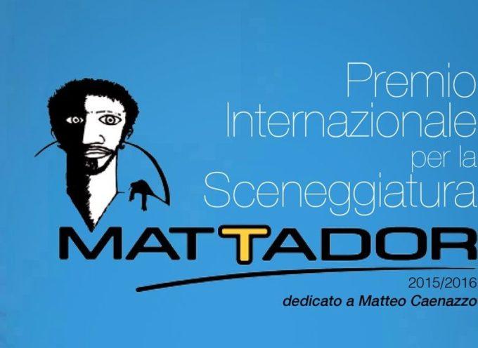 Mattador: Premio Internazinale per la Sceneggiatura 2015/2016