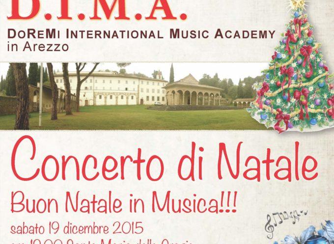 Concerto di Natale presso la Chiesa Santa Maria delle Grazie di Arezzo