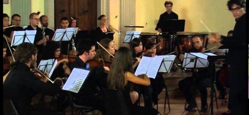 Concerto di Fine Anno con l'Orchestra Giovanile Aretina