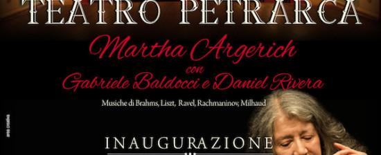 Serata inaugurale del Teatro Petrarca in streaming
