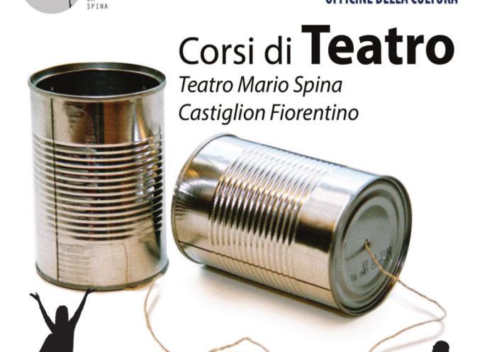 Passaparola: al Teatro Mario Spina il 2016 inizia con i corsi di teatro