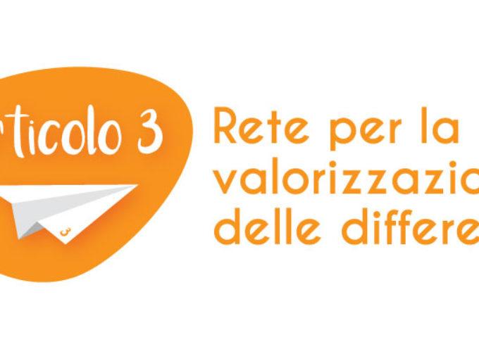 """Nasce ad Arezzo """"Articolo 3"""": una rete per la valorizzazione delle differenze"""