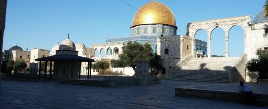 SVE per tre mesi a Gerusalemme