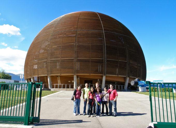 Concorso del CERN per scuole superiori in fisica