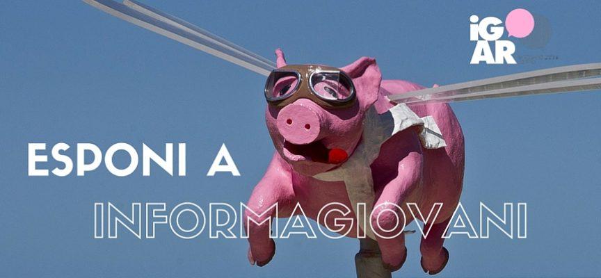 Esponi a InformaGiovani Arezzo