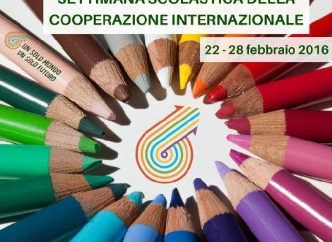 Settimana Scolastica della Cooperazione Internazionale: protagonisti alunni e docenti di 500 scuole italiane