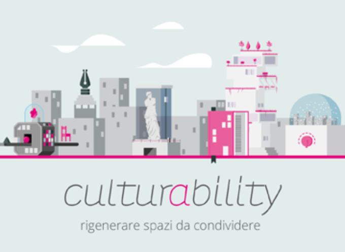 Bando culturability: nuova vita agli spazi abbandonati