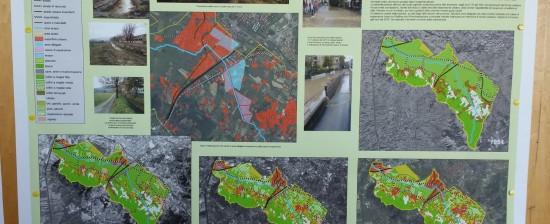 Uso del suolo: la mostra con i lavori degli studenti
