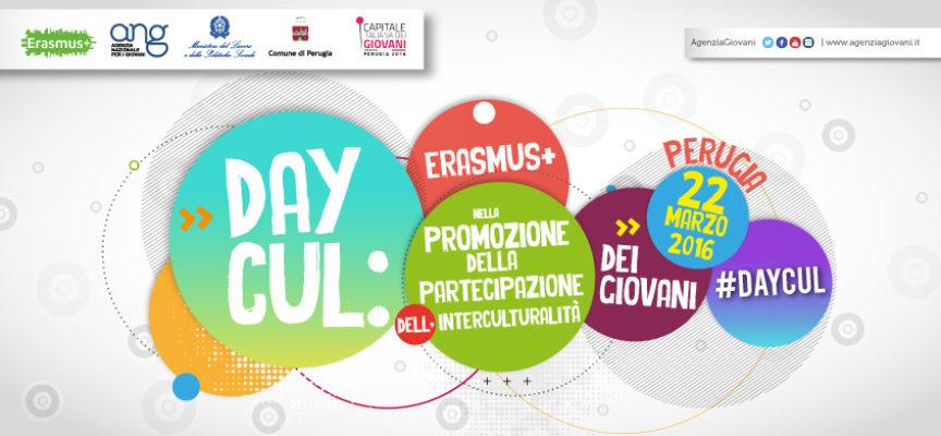 Day-Cul: Erasmus+ nella promozione della partecipazione e dell'interculturalità dei giovani