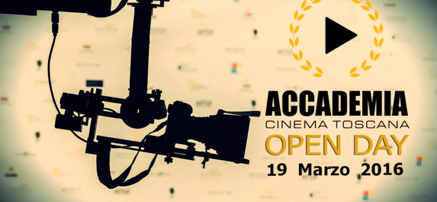 Open Day dell'Accademia Cinema Toscana