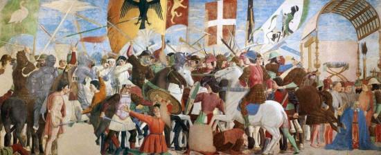 Riapertura del ciclo di affreschi della Cappella Bacci nella Basilica di San Francesco ad Arezzo