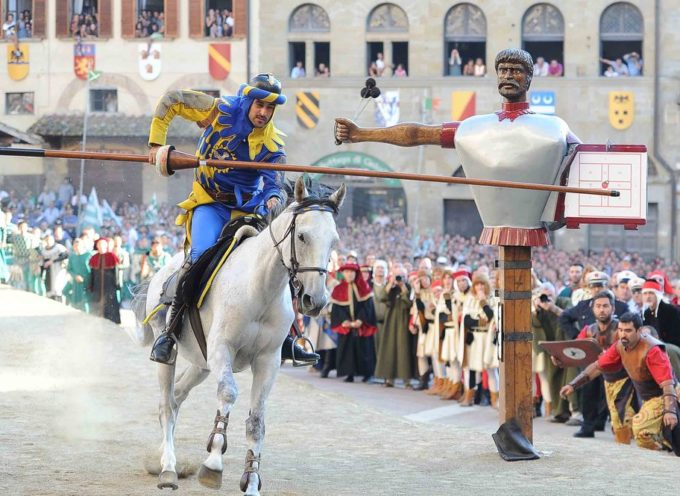 CLXIV Edizione Giostra del Saracino Città di Arezzo: tutto sull'acquisto biglietti