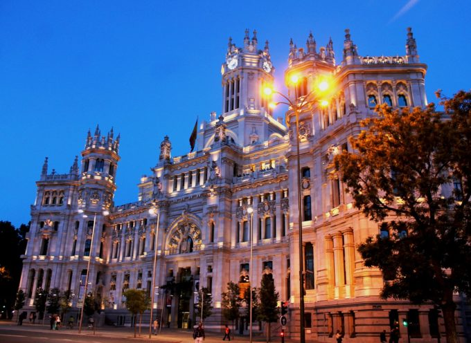 Stage a Madrid presso lo European Union Satellite Centre. 1000 € al mese per 3 mesi!