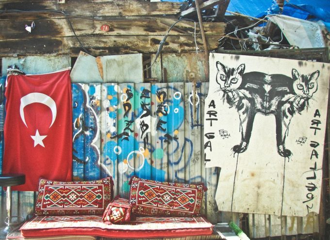 Servizio Volontario Europeo in Turchia a Bursa
