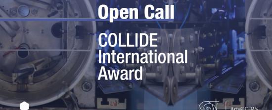 Arte e scienza, concorso di Arts@CERN per artisti-ricercatori
