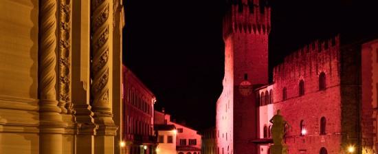 Arezzo si colora di rosa per l'arrivo del Giro d'Italia
