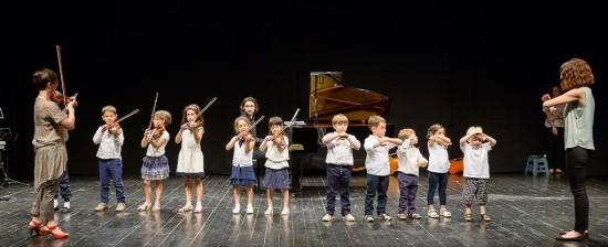 Il Comune porta la musica al nido Peter Pan e alla scuola dell'infanzia di Sitorni
