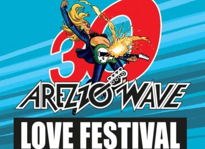 Arezzo Wave Love Festival 2016 ecco il programma