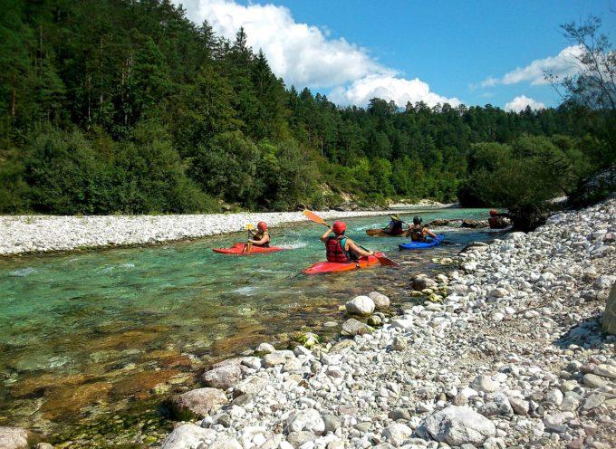 CANCELLATO – Kayak Party nel fiume Arno – IV edizione