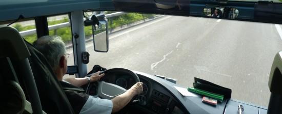 L'ufficio del personale dell'UE seleziona 110 autisti a tempo determinato
