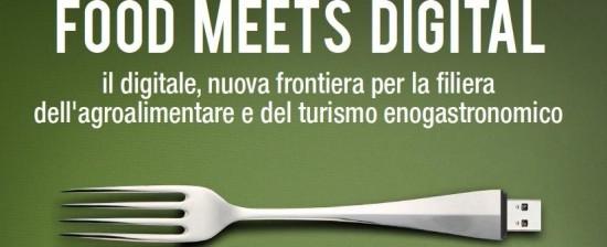 """""""Food Meets Digital"""": 7 giugno, seminario gratuito!"""