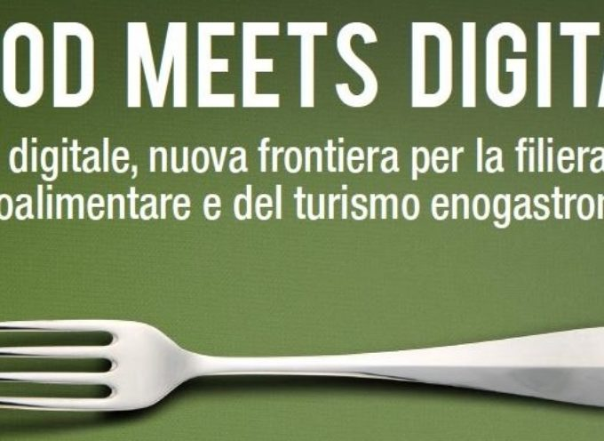 """Food Meets Digital"": 7 giugno, seminario gratuito!"