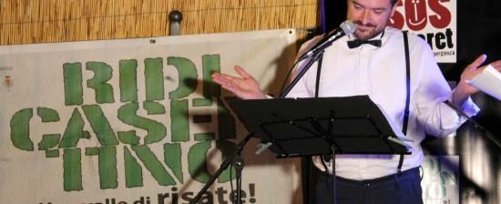 RidiCasentino, il bando per scrittori comici di tutta Italia