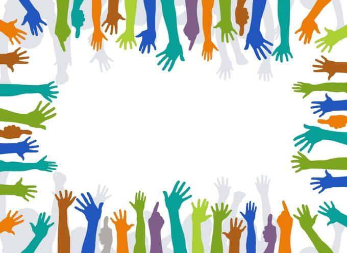 """""""Tutta l'energia del volontariato"""" sabato 28 in Piazza S.Domenico la full day dedicata a volontariato e terzo settore."""
