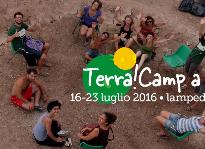 Campo estivo Terra!Camp a Lampedusa