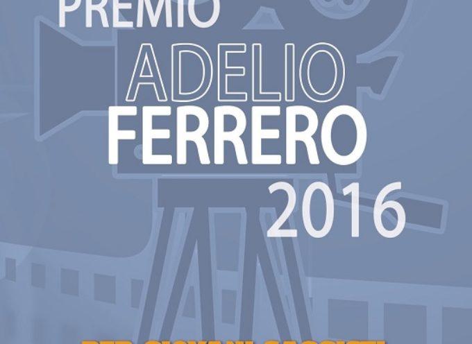Premio Adelio Ferrero 2016 per giovani saggisti e critici di cinema