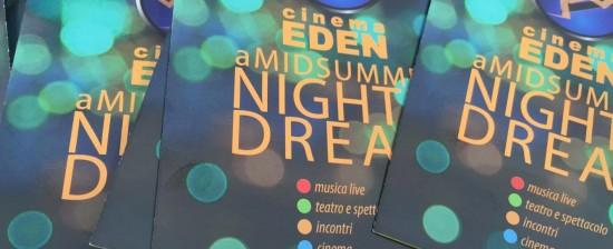 A Midsummer Night's Dream: il mese di luglio del Cinema Eden