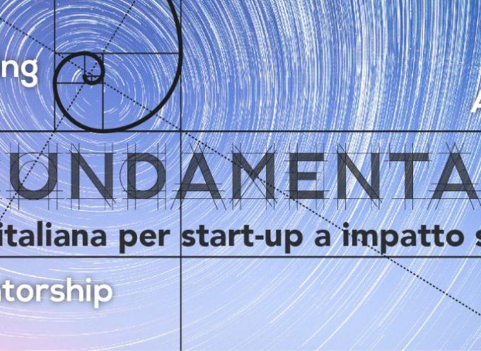 SocialFare® lancia FOUNDAMENTA #2: la call italiana per accelerare start-up a impatto sociale
