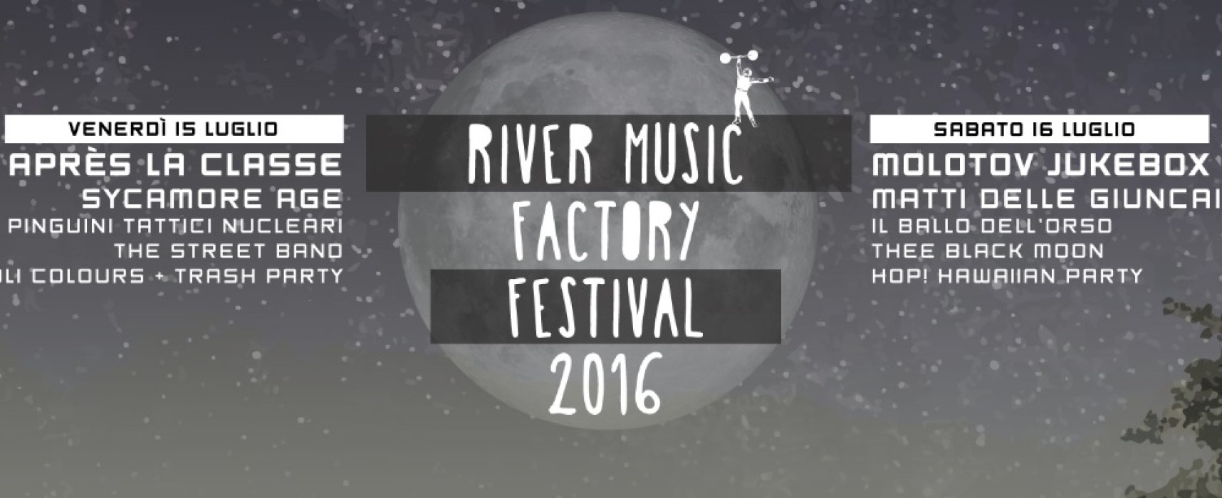 River Music Factory Festival 2016