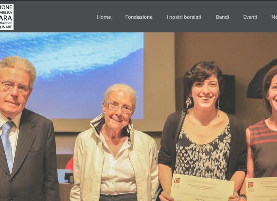 Contributi della Fondazione Caligara per giovani studiosi e ricercatori