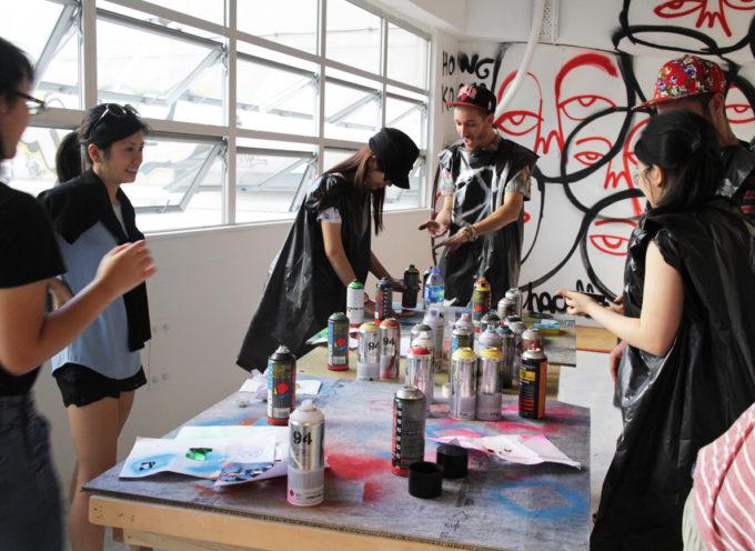 Scambio giovanile a Hong-Kong