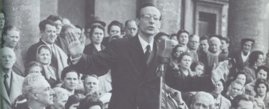 Al via il nono 'Premio per la pace Giuseppe Dossetti'