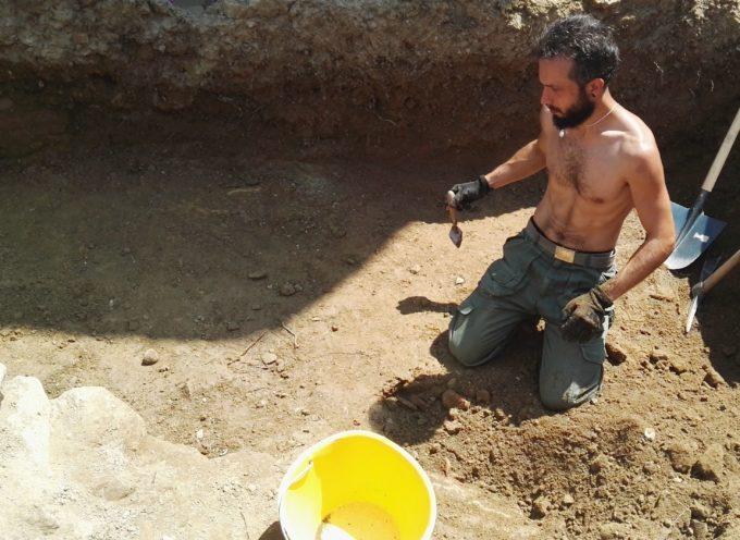 Proseguono le indagini archeologiche al colle del Pionta