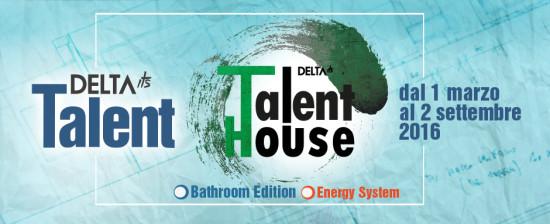 TALENT HOUSE: IDEE, PROGETTI E REALIZZAZIONI DA PREMIARE