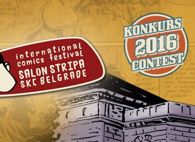 14th International Comics Festival 2016 – Belgrado