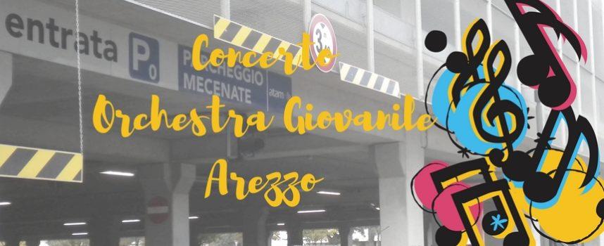 Concerto dell'Orchestra Giovanile Arezzo mercoledì 7 settembre 2016