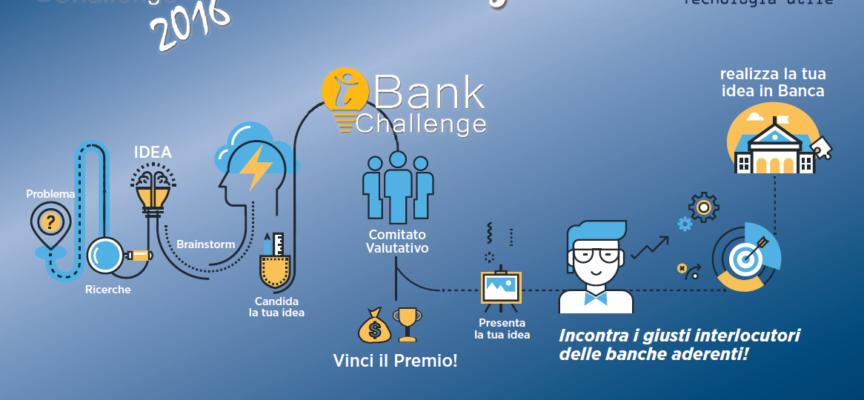 iBank Challenge, la raccolta di idee che fa incontrare banche e innovatori!