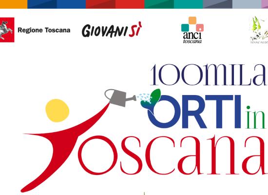 Giovanisì: 100.000 orti in Toscana..via al progetto con 74 comuni coinvolti!