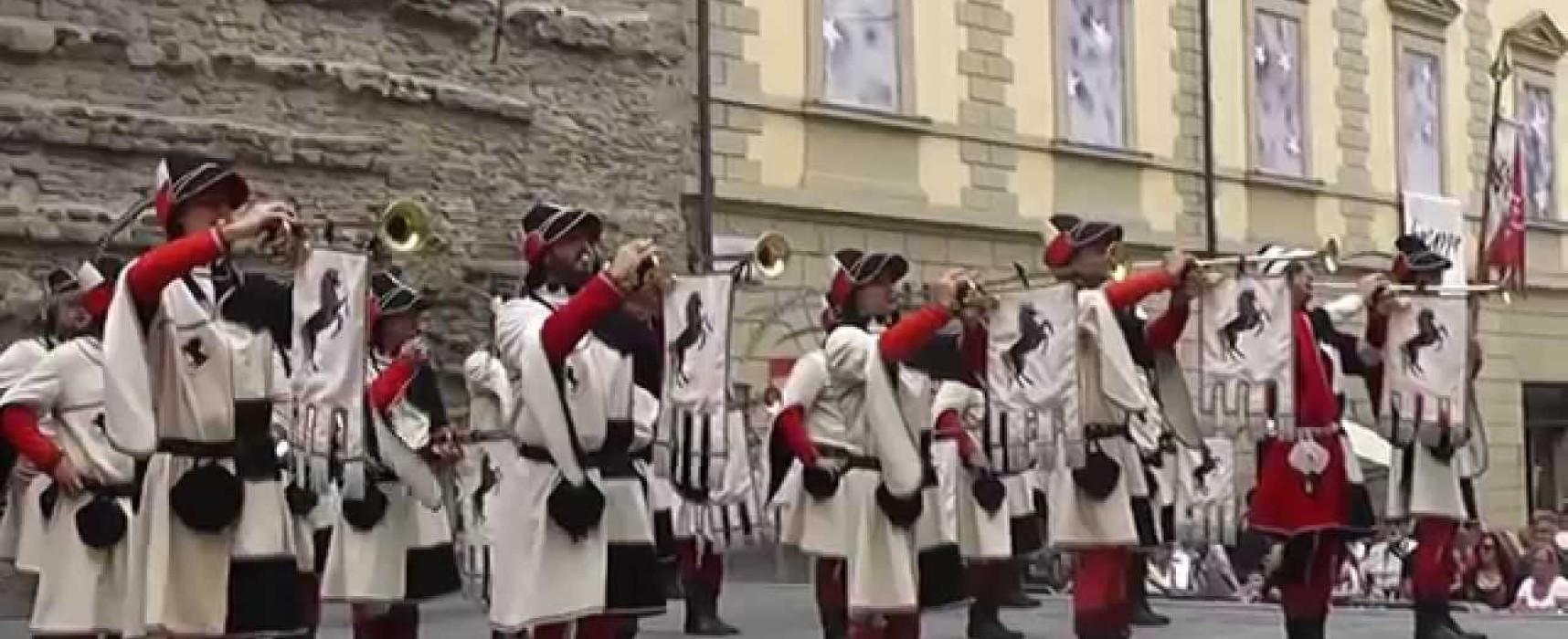 Gruppo Musici della Giostra del Saracino: tradizione, musica e amicizia