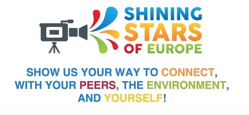 "Concorso video ""Shining Stars of Europe"""