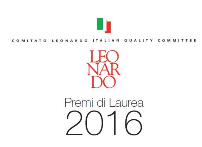 Premio Leonardo per tesi in Ingegneria, Fisica, Matematica e Informatica