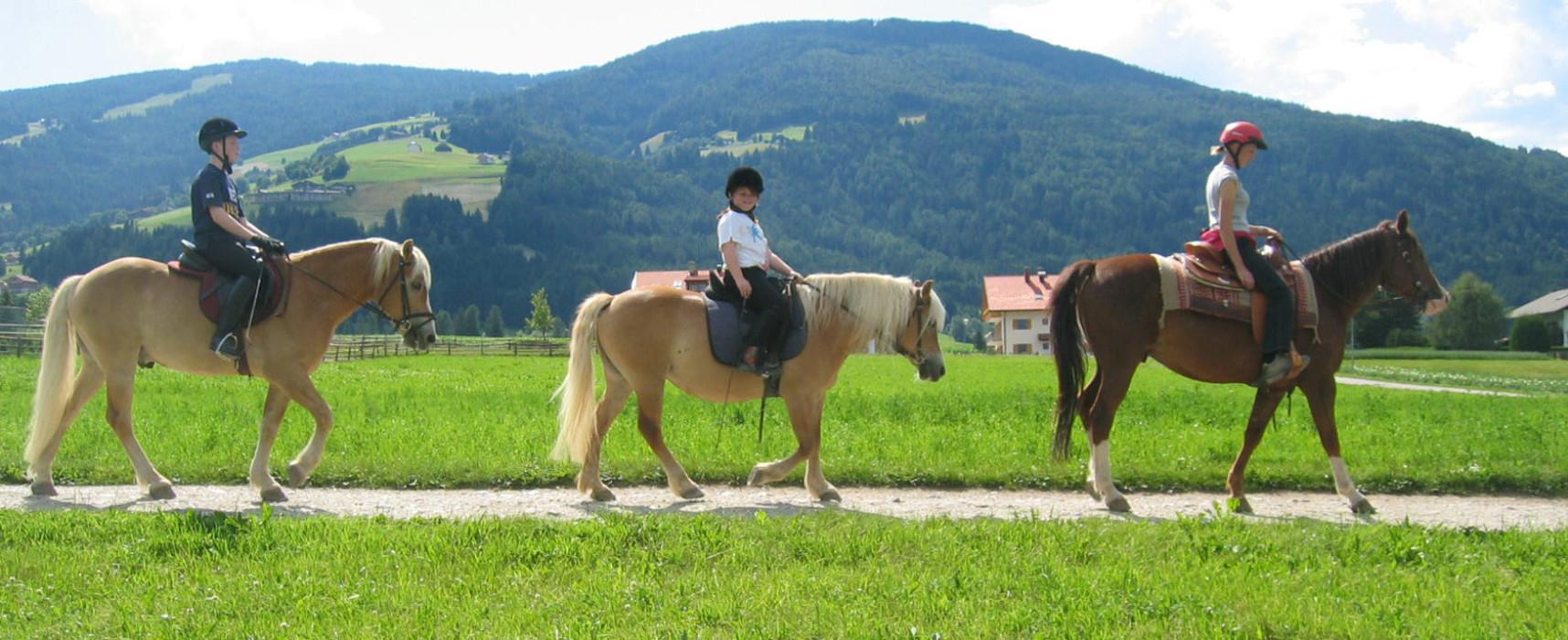SVE in Croazia nell'equitazione terapeutica