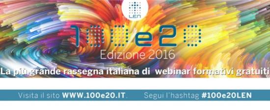 100e20 progetto formativo gratuito e online