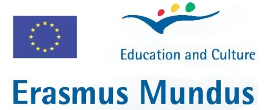 Borse di Studio ERASMUS MUNDUS MASTER COURSES 2017/2018