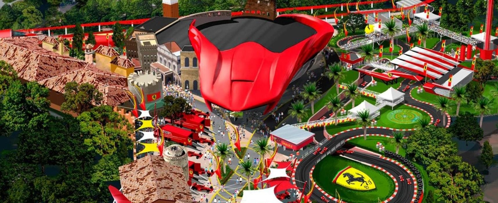 Offerta Eures: Retail Manager Ferrari Land a TARRAGONA (Spagna)