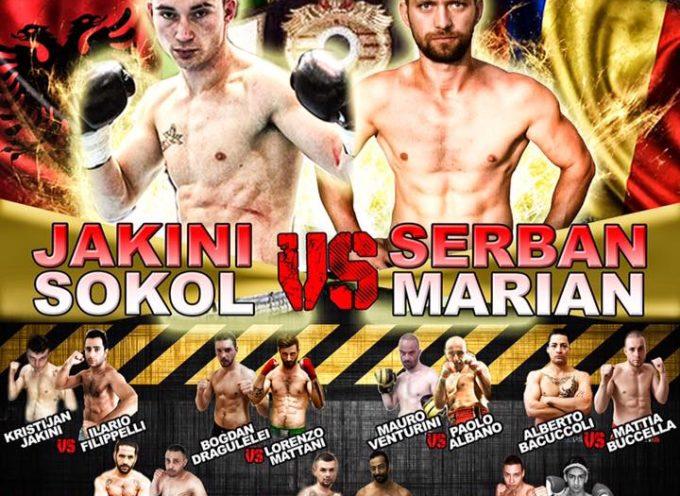 Arezzo per una notte capitale europea della kickboxing: sabato 19 novembre al Teatro Tenda
